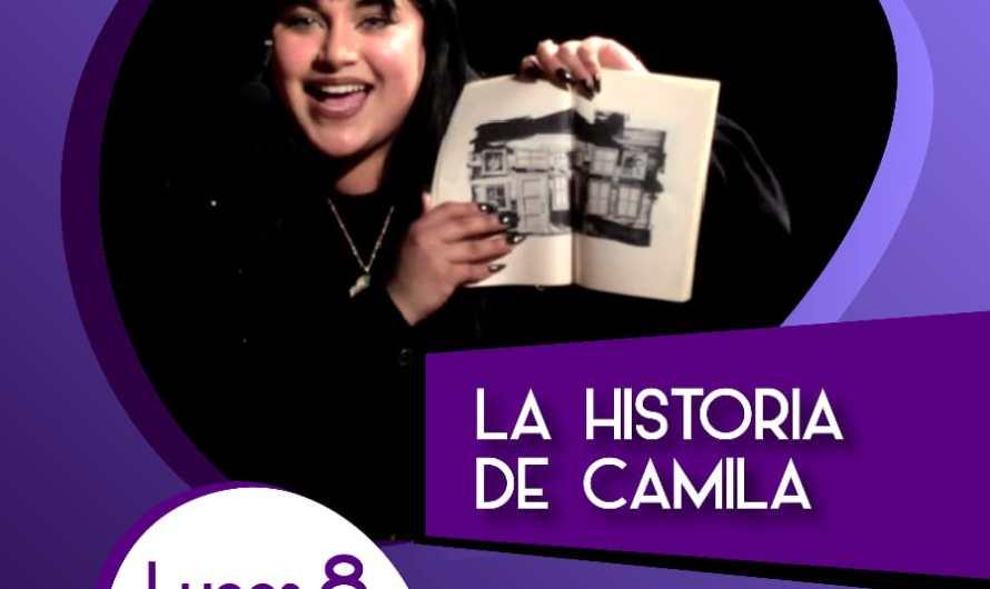 IPACULT: Cultura en línea, ¡NO TE LO PIERDAS!, cuento infantil «La historia de Camila»