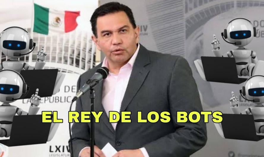 ¡Alerta! Exhiben red de bots operando en Cd Juárez de Cruz Perez Cuellar