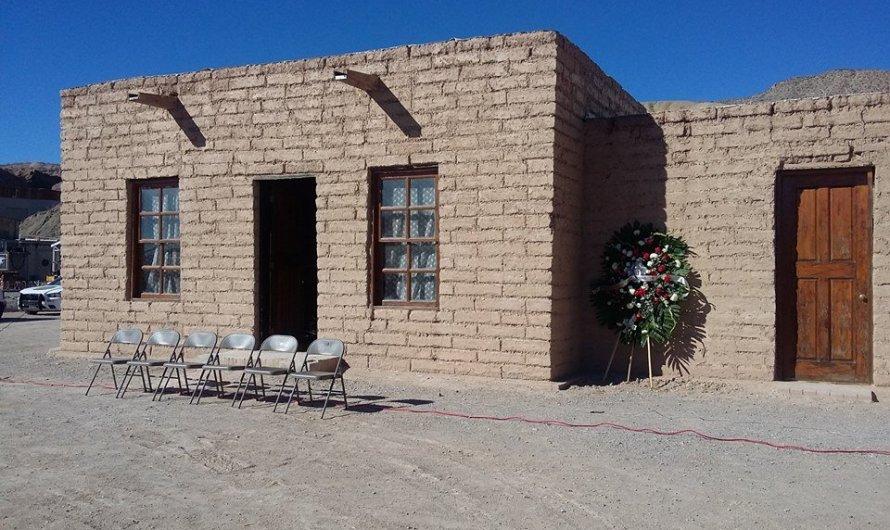 Museo Casa de Adobe: Desde Juárez hasta Ucrania