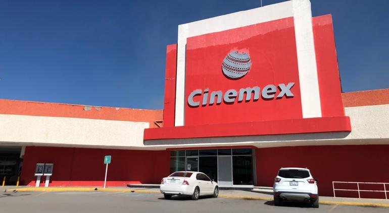 ¡HOY! últimas funciones. CINEMEX, se despide de Ciudad Juárez
