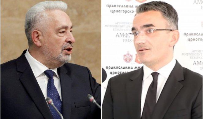 Krivokapić vs Leposavić