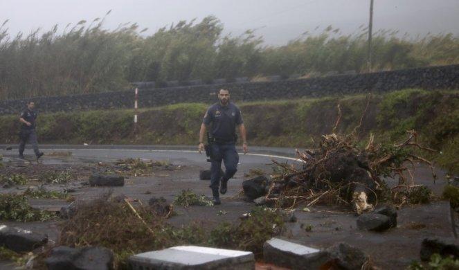 Oluja u Novom Sadu
