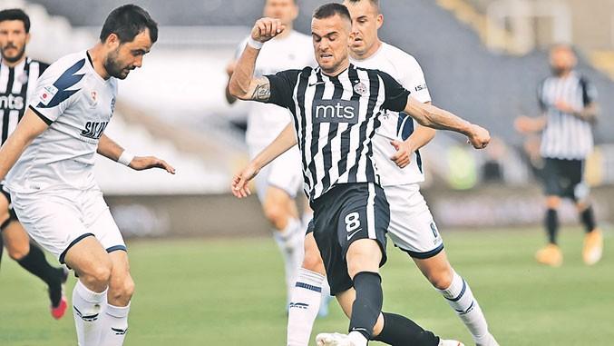Partizan – TSC