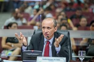 Euzébio Rodrigues (PT) autor do projeto