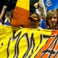 Realitatea Tv transmite Live imagini de la protestul impotriva Proiectului Rosia Montana!
