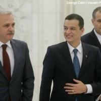 Surse: Liviu Dragnea i-ar fi cerut demisia premierului Sorin Grindeanu, amenintand ca ii va retrage sprijinul politic