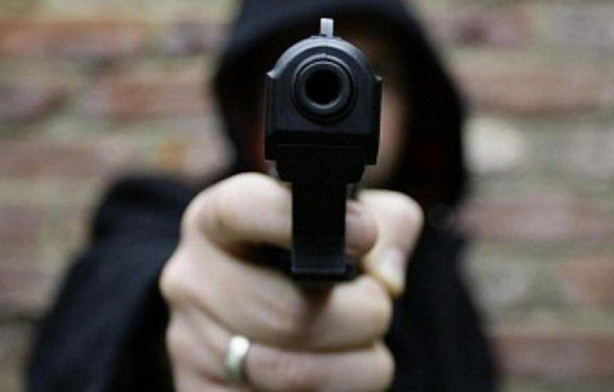 assalto a mão armada