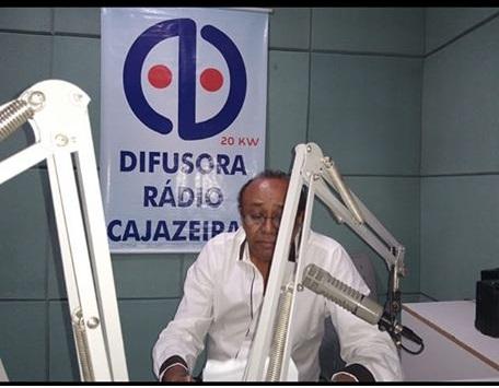 radialista iêdo ferreira, fundador da difusora radio cajazeiras