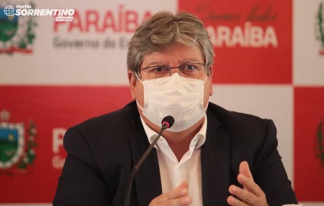 João Azevêdo - Sorrentino Notícias
