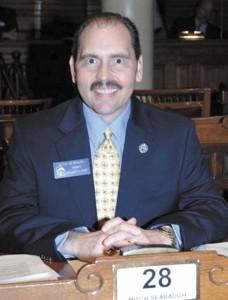 Sen. Mitch Seabaugh