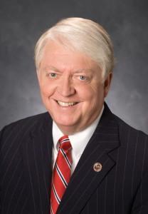 University of Georgia President Michael F. Adams