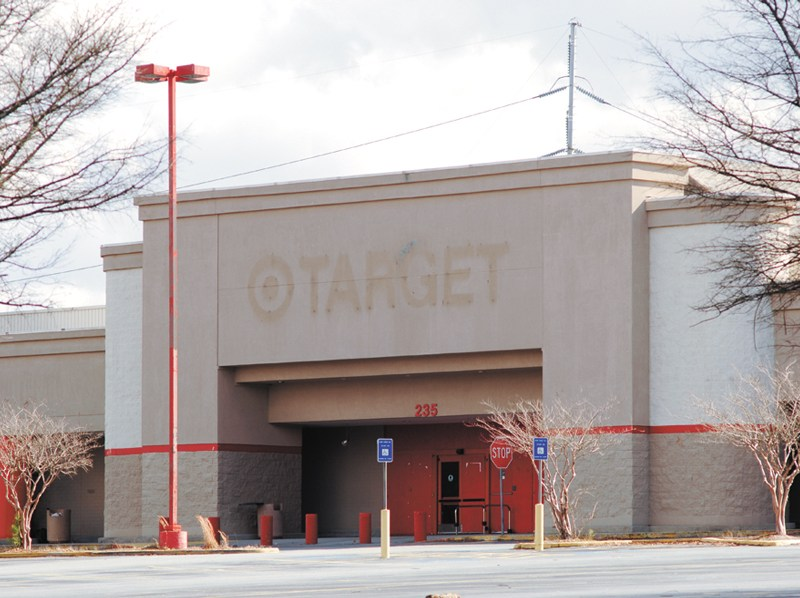 The Target property, located at 235 Johnson Ferry Road, purchased for $8 million.