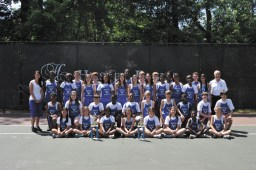 Track and Field Group Photo