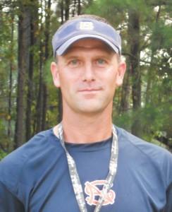 Head Coach Todd M. Powers