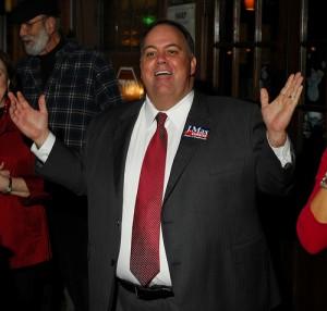 Former Brookhaven mayor J. Max Davis.