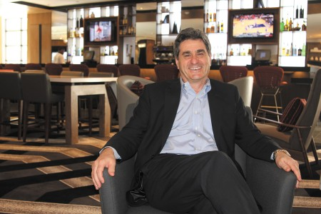 Peter Dunn has returned to Atlanta to work in the same hotel building as he did in the 1990s — except now the neighborhood has totally changed. He oversees the new 275-room Le Meridien hotel, the brand's first foray into the Atlanta market. The owners have invested more than $20 million in renovations.