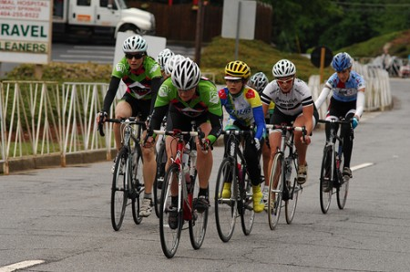 6th Annual Sandy Springs Cycling Challenge, held May 5.  Photo by Phil Mosier