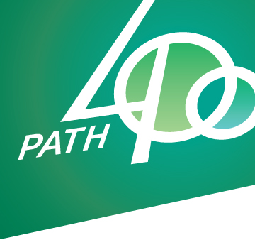 The new logo for the Georgia 400 trail. It will now be known as PATH400.