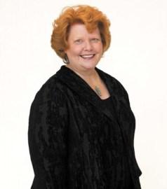 Atlanta International School Board Chair Deb Sudbury.