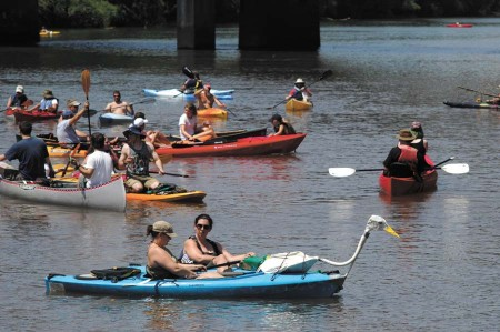 Chattahoochee River Race - 0615