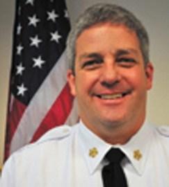 DeKalb County Fire Chief Edward O'Brien