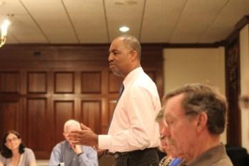 City Councilman Aaron Watson