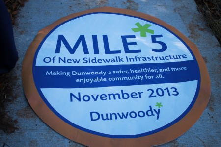 2013-11-08 5th Mile Sidewalk Celebration - 08