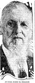 Judge John Heard