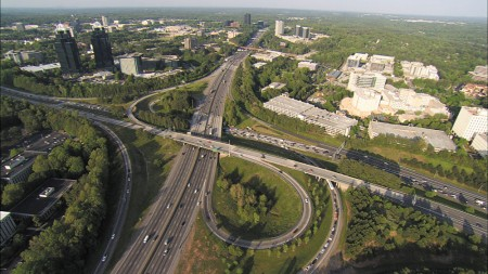 Improvements to the I-285 and Ga. 400 Interchange are the No. 1 priority project for the Perimeter CIDs.