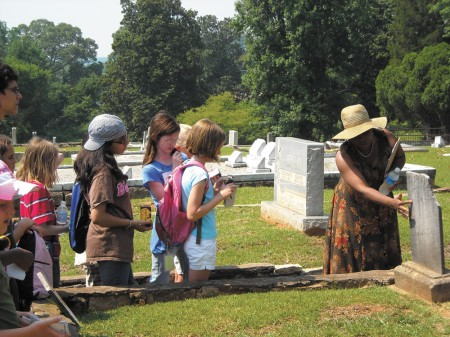 One new Phoenix Flies event offers self-guided, guided and bicycle tours of Westview Cemetery in Atlanta.
