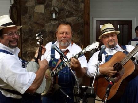 The Buzzard Mountain Boys