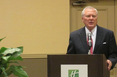 Gov. Nathan Deal talks about economic development in Georgia.