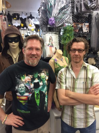 Costumes, Etc… designers Scott Bellomy and Todd Graham.