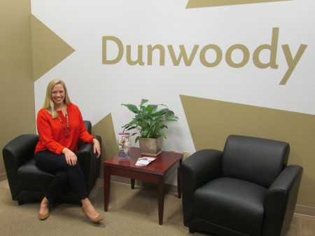 Katie Bishop, executive director of the Dunwoody Convention and Visitors Bureau, says the bureau's focus is in trying to fill local hotels on the weekend.