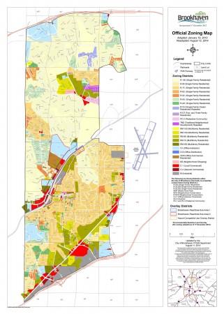 bk zoning map