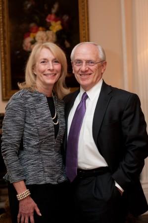 Cathy and Frank Belatti