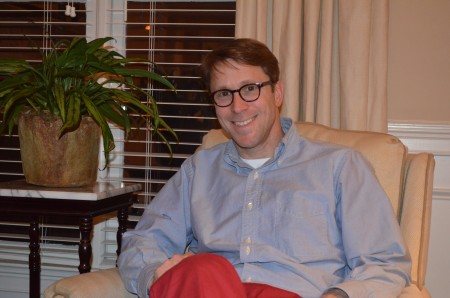 "Josh Goldfarb calls Castlewood  ""a very social neighborhood."""