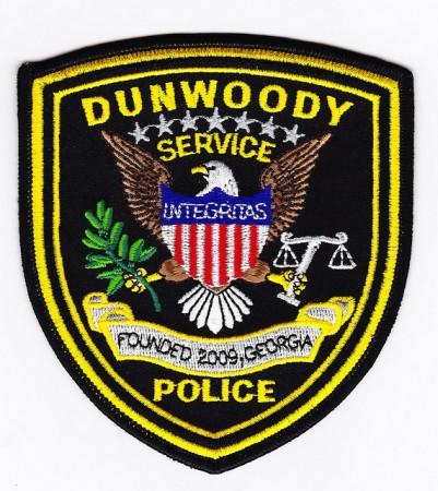 dunwoody police