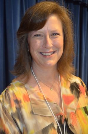 Liz Jacobs, teacher at E. Rivers Elementary