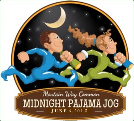 2015 Pajama Jog Logo