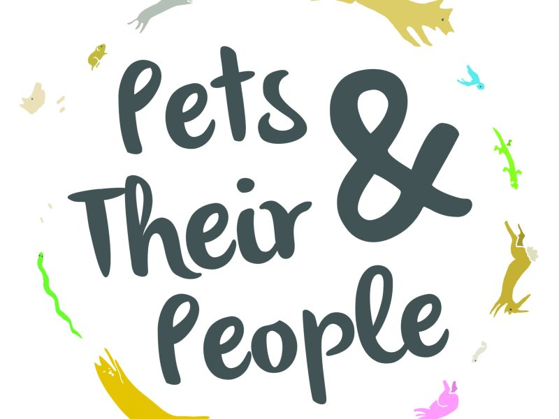 Pets & Their People 2015 cover, illustration by Isadora Pennington