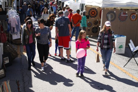 Apple Valley Road, next to Brookhaven MARTA Rail Station; Brookhaven Arts Festival; Saturday October 17, 2015 1:00pm.