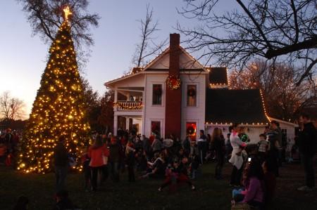 Light Up Dunwoody is set for Nov. 20.