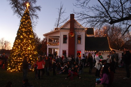 Light Up Dunwoody in 2014