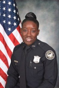 Officer April White, Atlanta Police Department