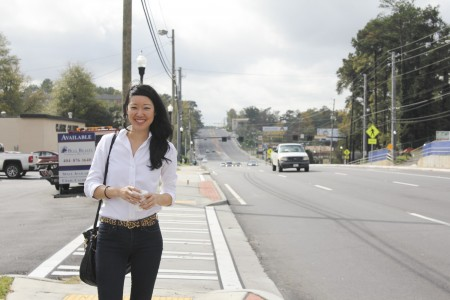 """The future of Buford Highway is important to me because it's my future."" – Marian Liou, We Love BuHi founder"