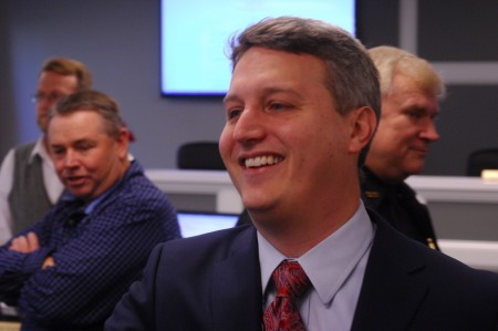Brookhaven Mayor John Ernst.
