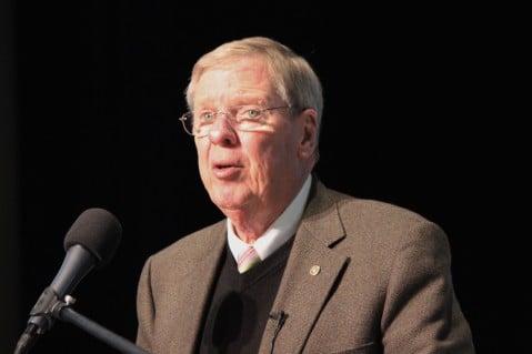 U.S. Sen. Johnny Isakson