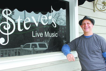 Steve Grossman, owner of Steve's Live Music in Sandy Springs, says changes are coming to his business, including possibly closing down his venue.