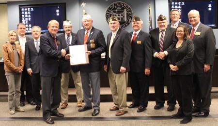VFW proclamation